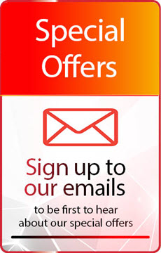 Subscribe to Our SPECIAL OFFERS