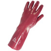 KeepSAFE PVC Red Gauntlet