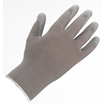 Grey PU Palm Coated Glove