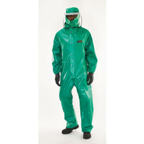Alpha Solway Chemmaster Chemical Cap Visor and Neck Cover