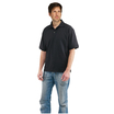 Endurance Polycotton Premium Polo Shirt - Black
