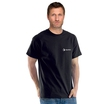 Endurance Cotton T-Shirt - Black
