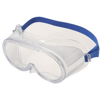 KeepSAFE Impact Direct Vent Safety Goggles - Clear Anti-Mist Lens