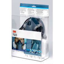 3M Reusable Half Mask Kit RTU7523M