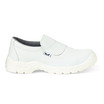 Tuf Classic Madrid Slip-on Safety Shoe - White