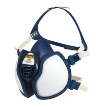 3M™ 4277+ Maintenance-Free Reusable Half Mask