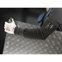 Ansell HyFlex 11-250 Cut Resistant Sleeve without thumb slot.  Wide fit
