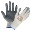 Nitrile Palm Coated Knitwrist Glove