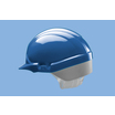 Centurion Reflex Mid Peak Safety Helmet - Blue