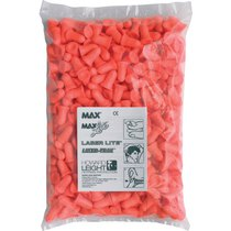 Howard Leight Max Foam Ear Plug Refill Pack of 200Prs