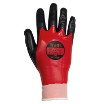 TraffiGlove NGT1060 X-Dura Nitrile Cut Level A Glove