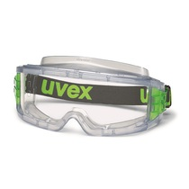 uvex Ultravision Clear Lens Safety Goggles