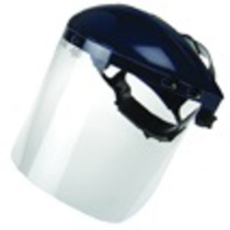 FACESHIELD BOLLE BL20 FLIP UP P/C CLEAR LENS BL20PI