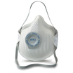 Moldex Classic 2405 Cup Shaped Valved Disposable FFP2 Respirators