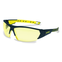 uvex i-works Safety Spectacles Amber Lens