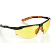 KeepSAFE XT 5X8 Spectacles Safety K & N Rated - Yellow  Lens