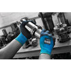 Polyco Polyflex® MAX KC ¾ Dipped Nitrile-Coated Glove