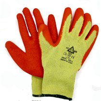 Latex Grip Target Protective Glove