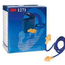3M 1271 Moulded Ear Plugs