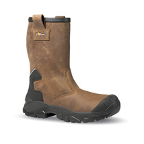 U-Power Alaska None-Metallic Rigger Boot With Midsole