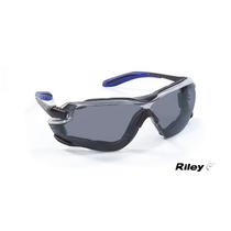 Riley Quadro™ Safety Goggle Grey lens RLY00312