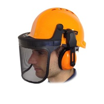 FORESTRY HELMET KIT CENTURION 1100 ORANGE REF S251EOCF